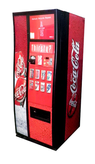 Toronto Vending Services - Beverage Vending