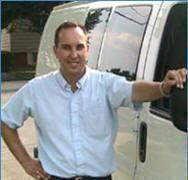 Toronto Vending Services - Chris Robertson - Owner