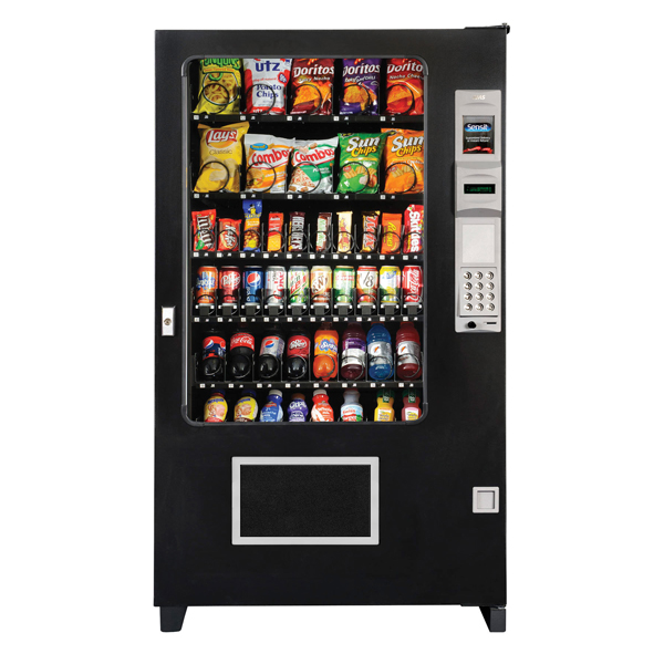 Toronto Vending Services - Combination Snack and Pop Vending Machine