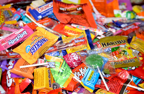 Toronto Vending Services - Vending Products - Candy Options