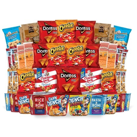 Toronto Vending Services - Vending Products - Chip Options